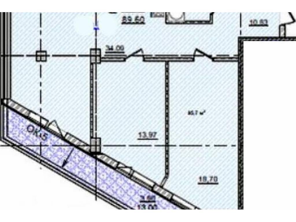 2-комнатная квартира, 89.20 м2, 156100 у.е.