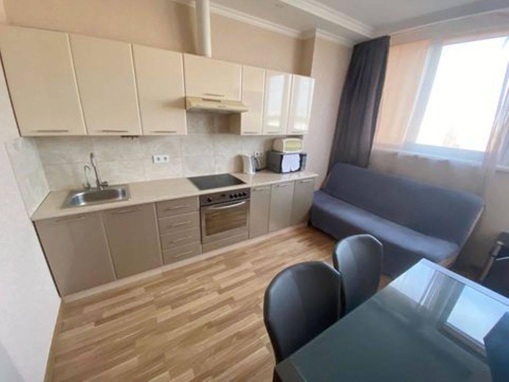 1-комнатная квартира, 40.00 м2, 49990 у.е.