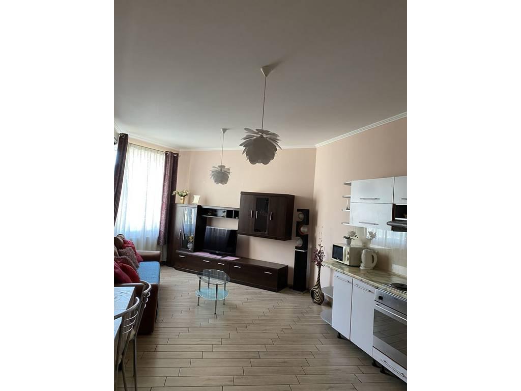 1-комнатная квартира, 61.00 м2, 63100 у.е.