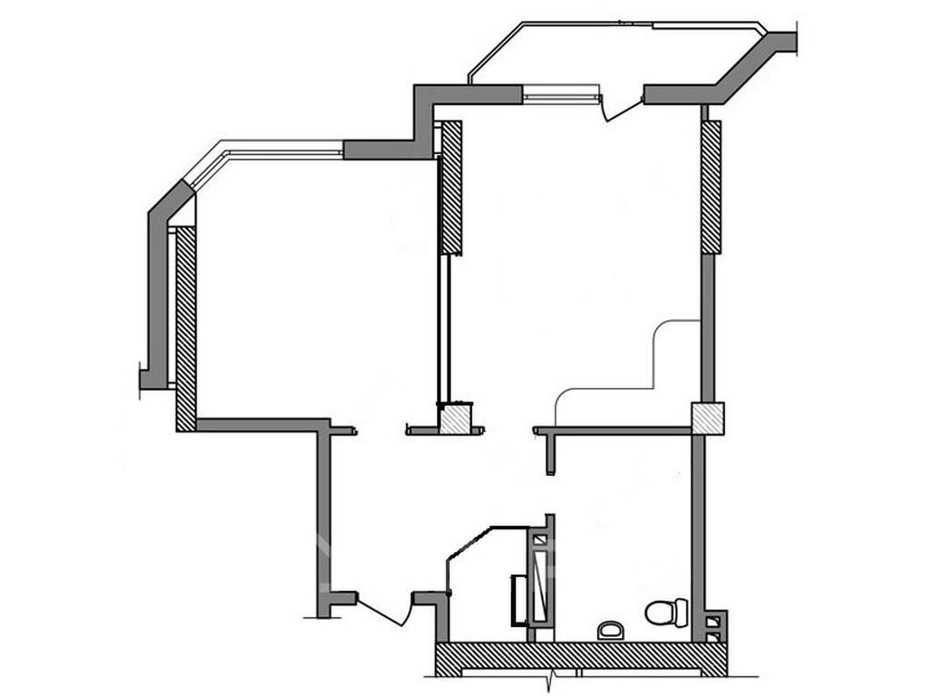 1-комнатная квартира, 52.00 м2, 58000 у.е.
