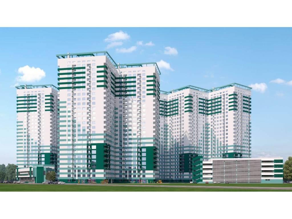 1-комнатная квартира, 43.40 м2, 37500 у.е.