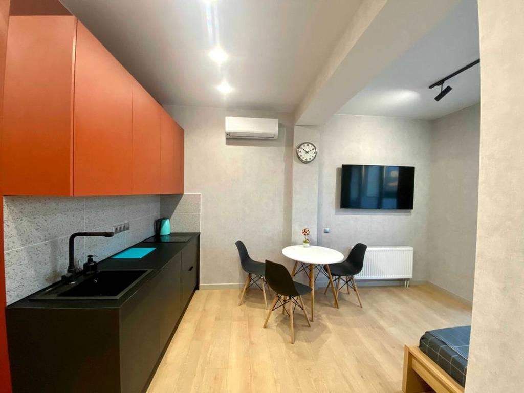 1-комнатная квартира, 28.80 м2, 61000 у.е.