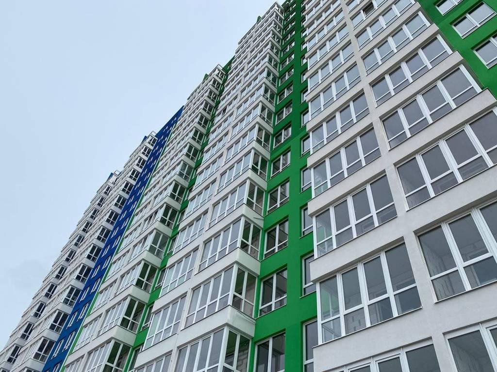 2-комнатная квартира, 52.50 м2, 36488 у.е.