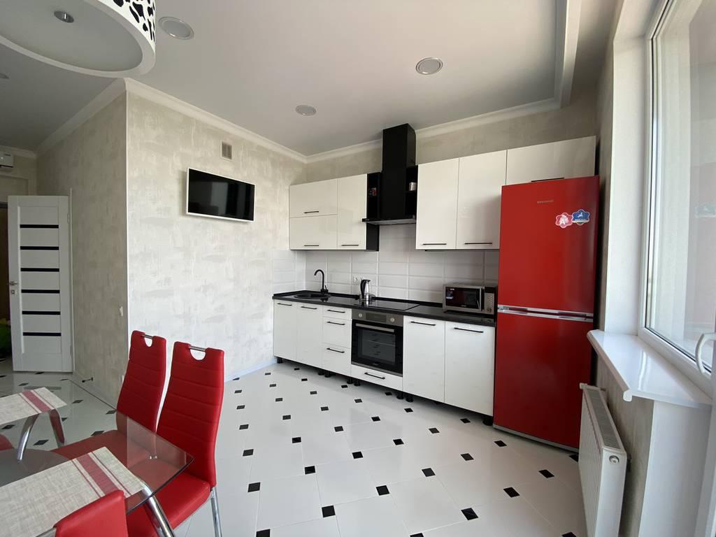 1-комнатная квартира, 43.00 м2, 56000 у.е.