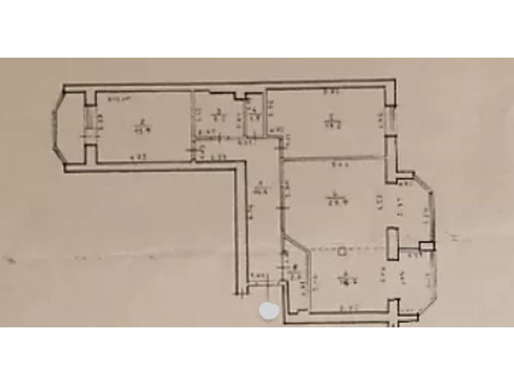 3-комнатная квартира, 106.00 м2, 155000 у.е.