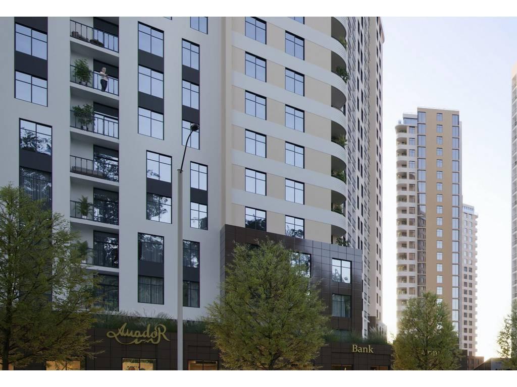 1-комнатная квартира, 42.40 м2, 37185 у.е.