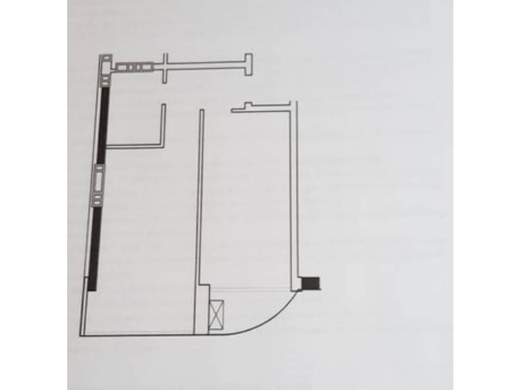 1-комнатная квартира, 38.20 м2, 43000 у.е.
