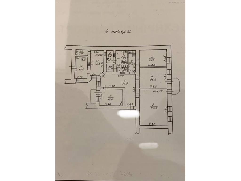 5-комнатная квартира, 350.00 м2, 400000 у.е.