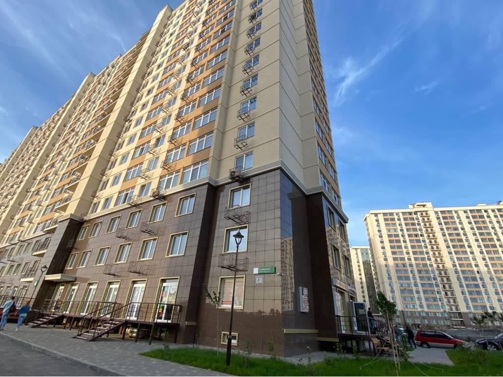 1-комнатная квартира, 42.76 м2, 33500 у.е.