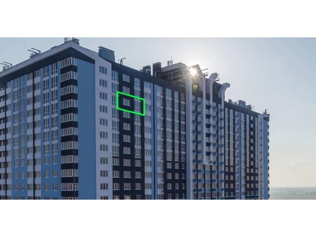 1-комнатная квартира, 47.00 м2, 44000 у.е.