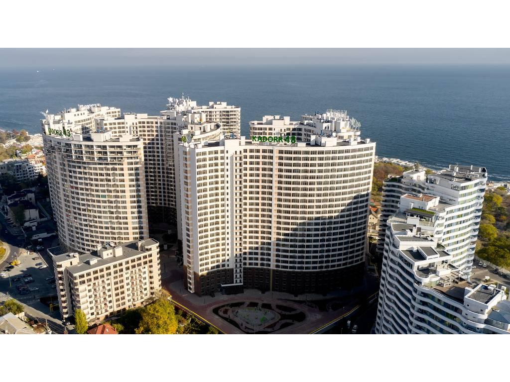 1-комнатная квартира, 36.50 м2, 49900 у.е.