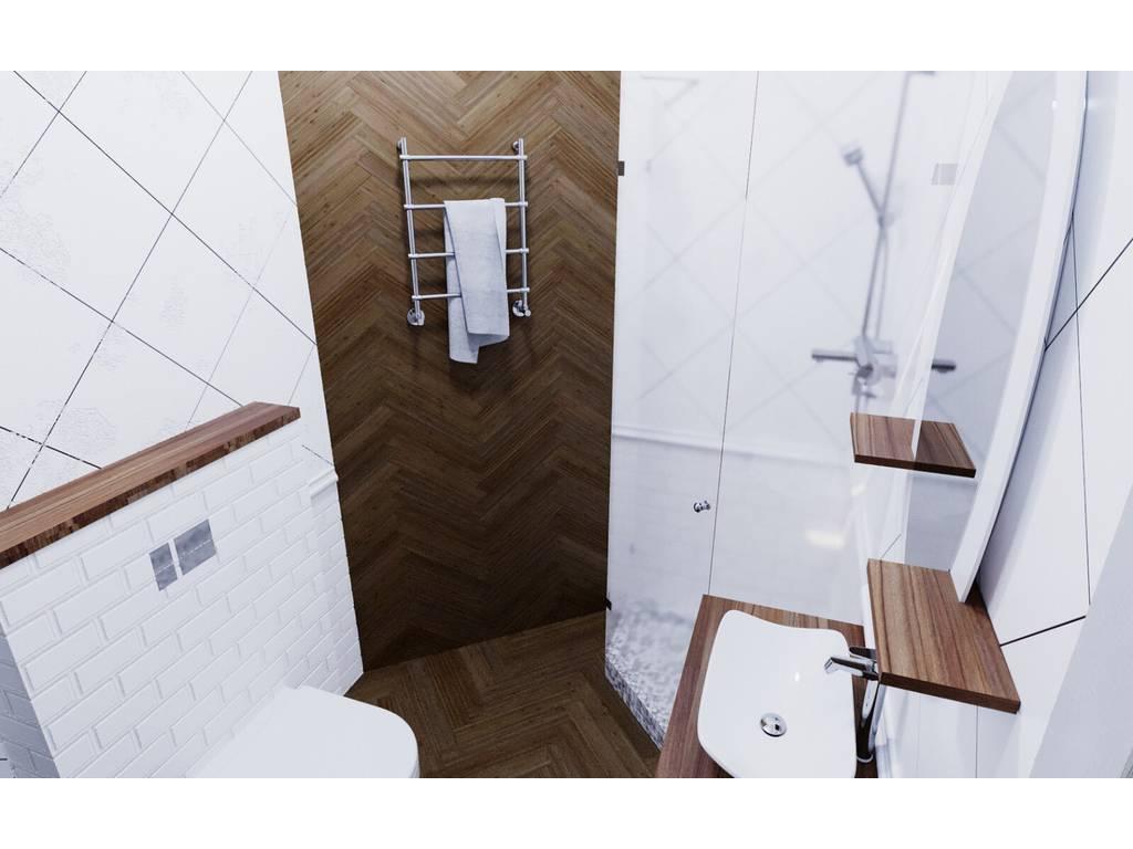 1-комнатная квартира, 33.60 м2, 36900 у.е.