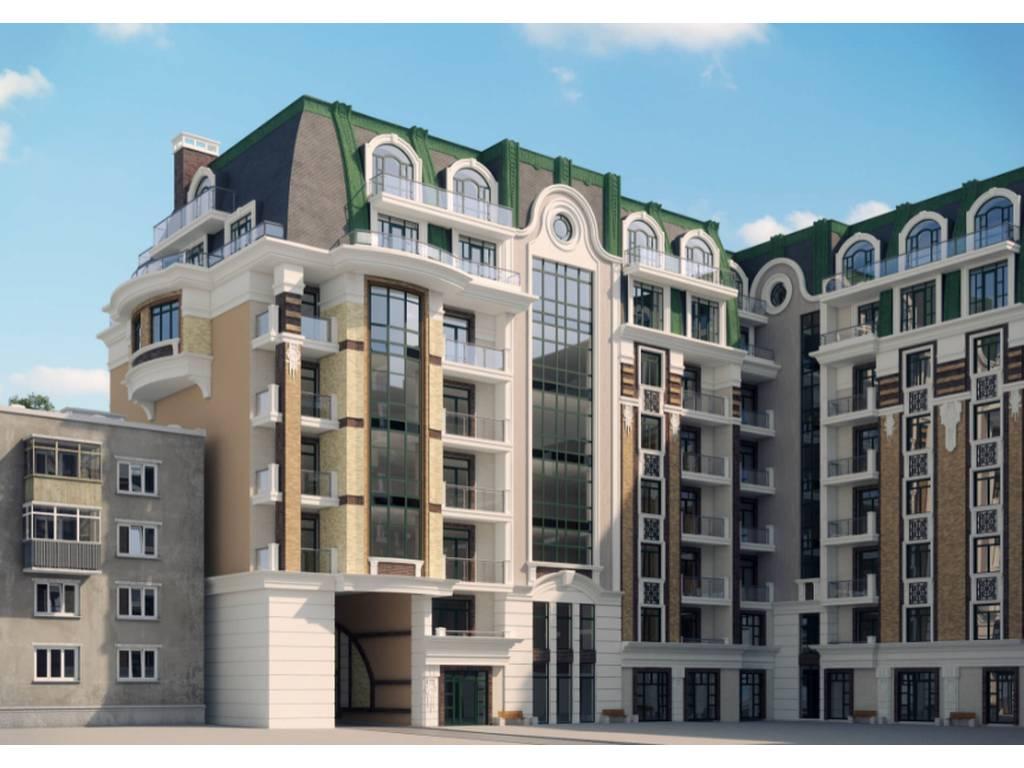 5-комнатная квартира, 166.00 м2, 332000 у.е.