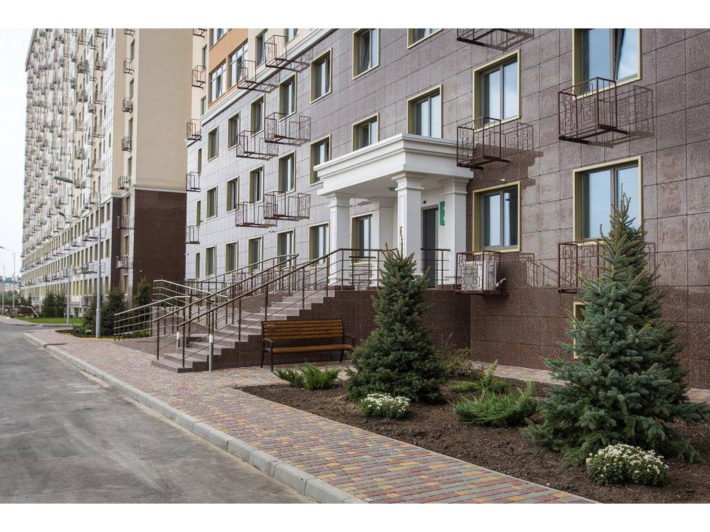 1-комнатная квартира, 44.81 м2, 32000 у.е.