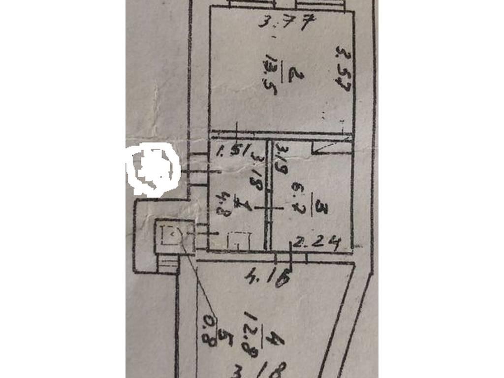 2-комнатная квартира, 38.60 м2, 30000 у.е.