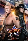 Himself aus WWE SummerSlam 2015 Poster