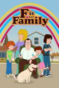 F is for Family Poster