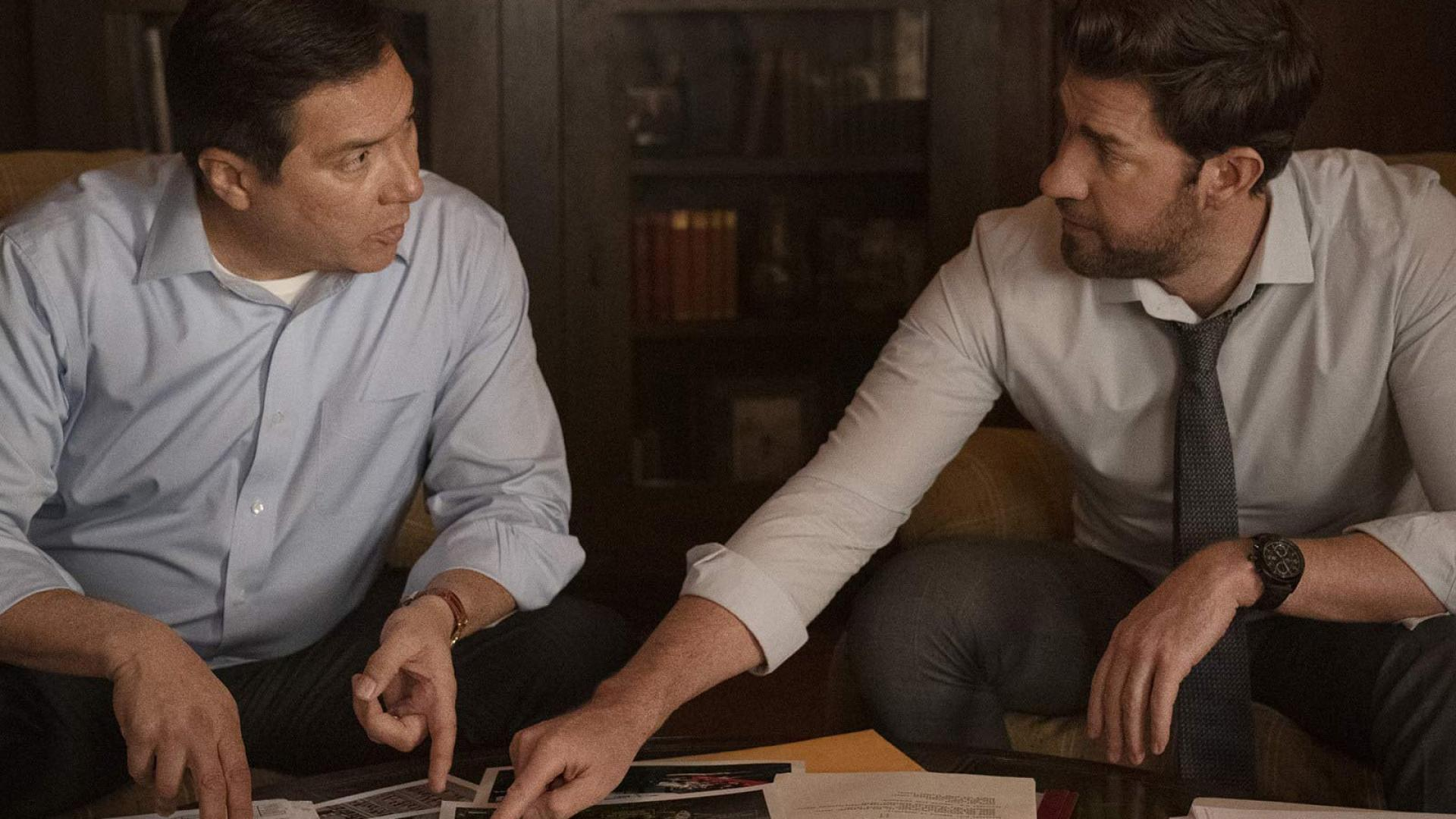Tom Clancy's Jack Ryan 2x1 Die Fracht | serienguide.tv