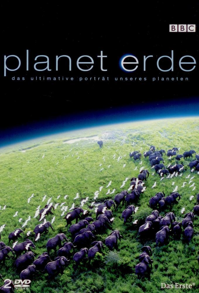 Planet Erde Poster