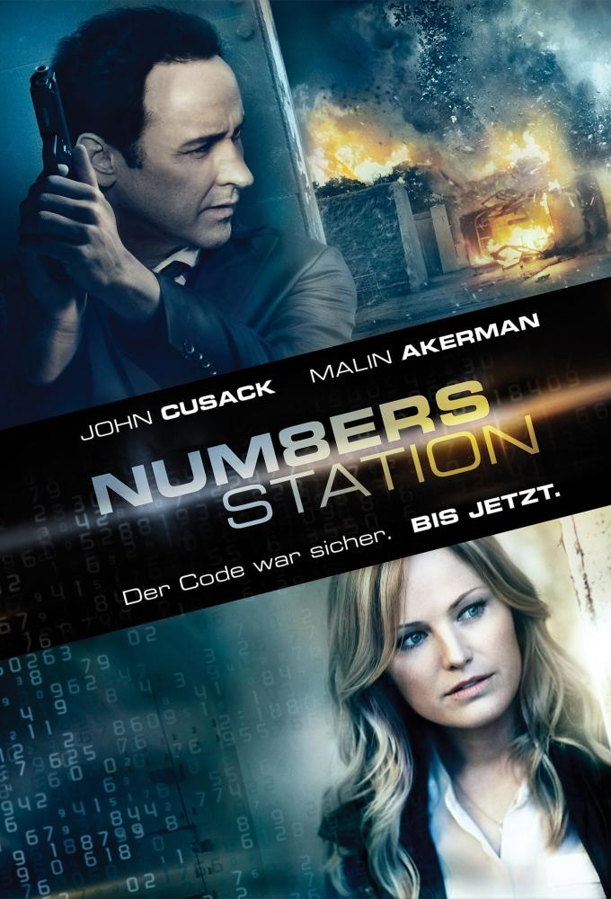 Numbers Station Poster