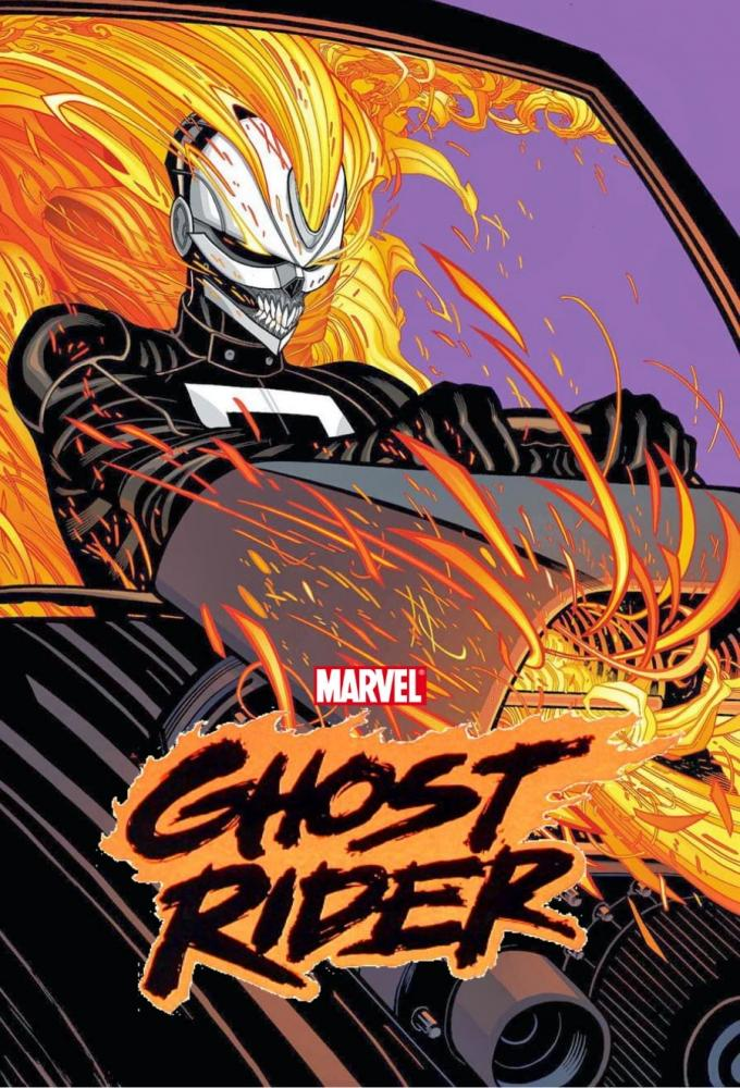 Marvel's Ghost Rider Poster