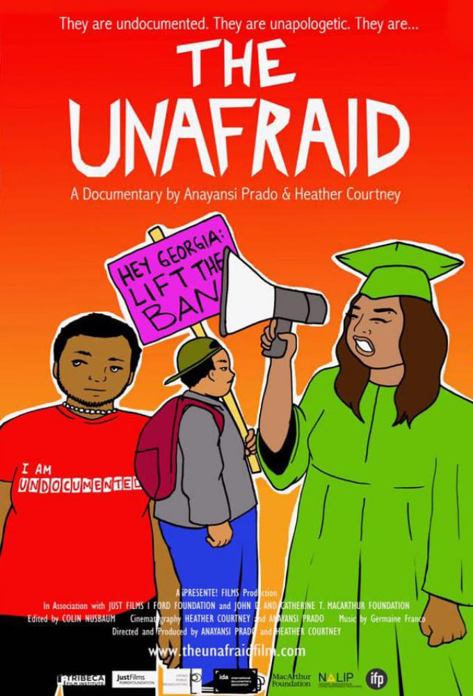 The Unafraid Poster