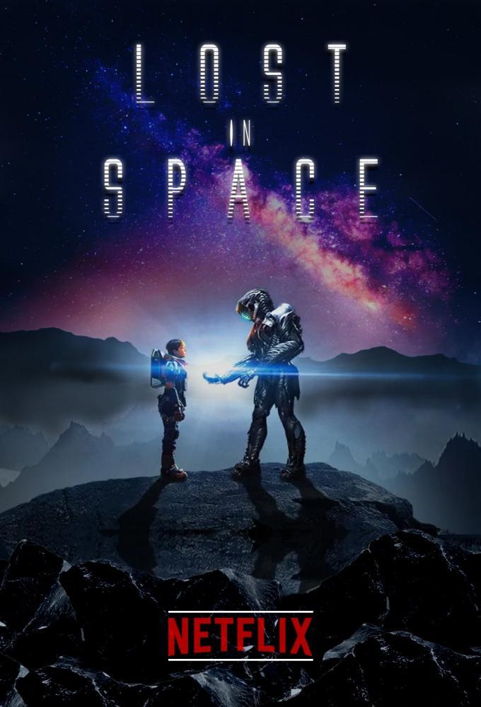 Lost in Space - Verschollen zwischen fremden Welten Poster