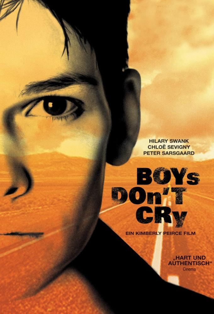 Boys Don't Cry Poster