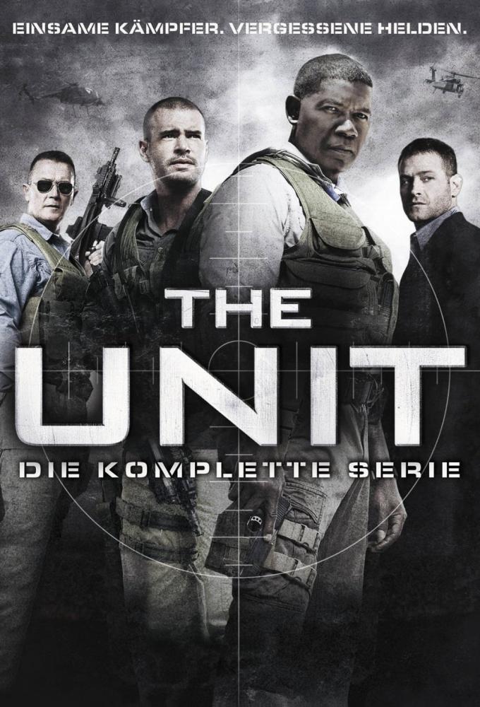 The Unit – Eine Frage der Ehre Poster