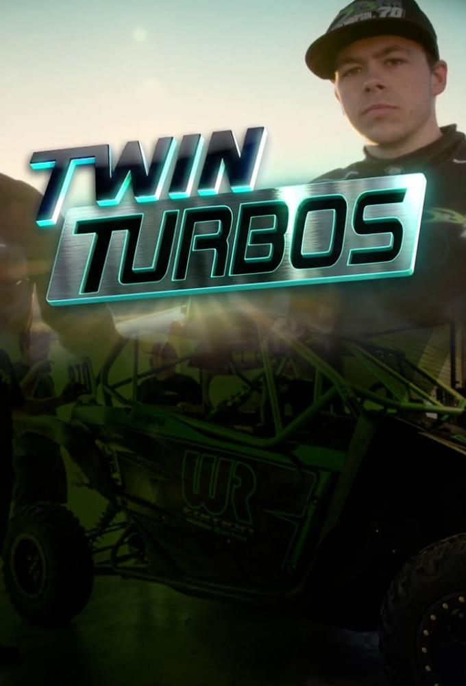 Twin Turbos Poster