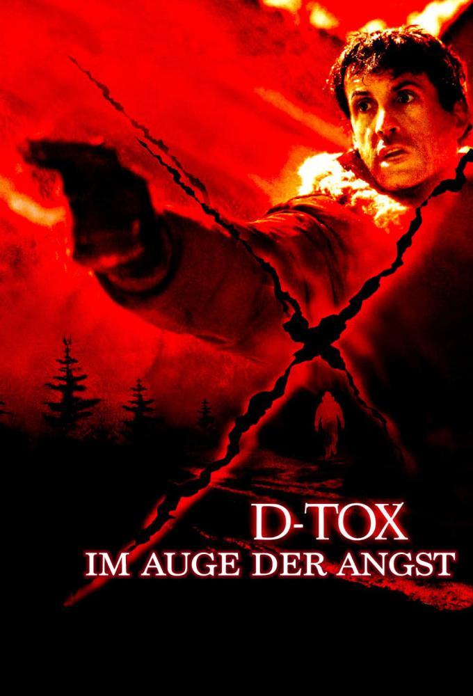 D-Tox - Im Auge der Angst Poster