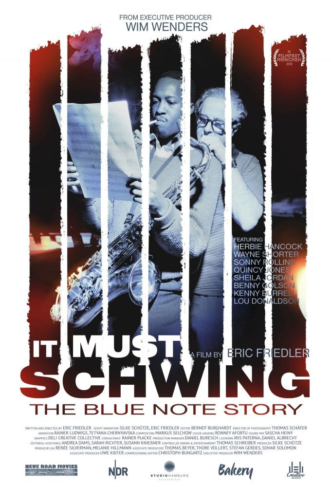 It Must Schwing - Die Blue Note Story Poster