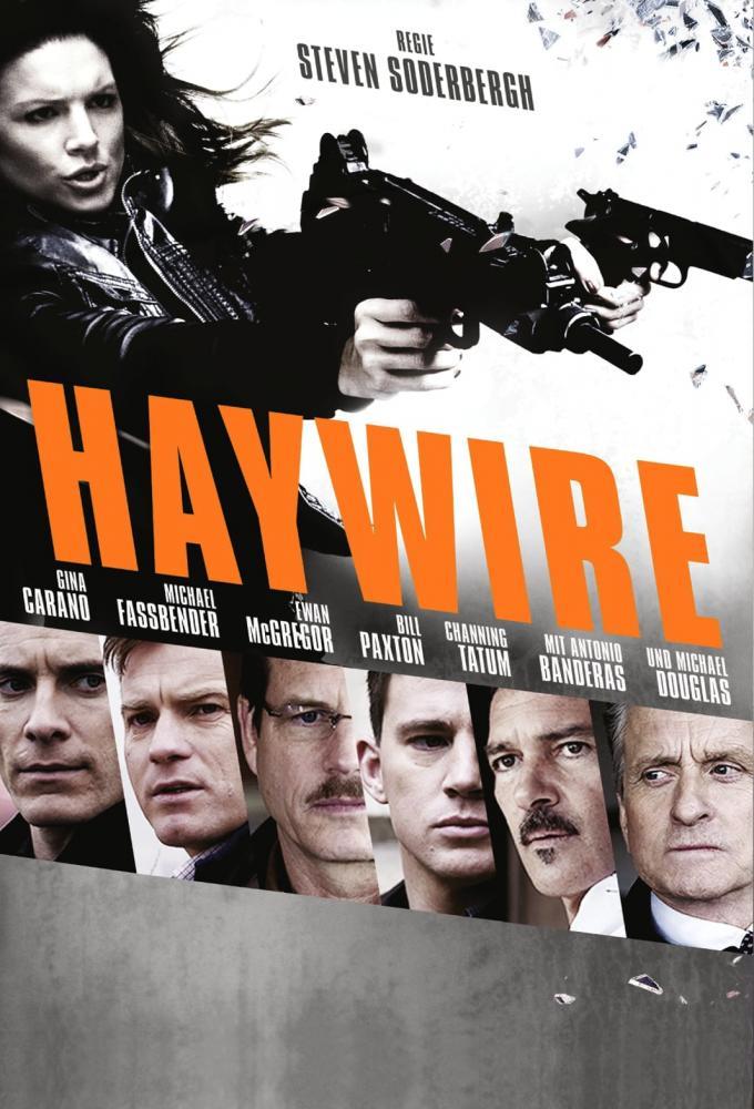 Haywire - Trau' keinem Poster