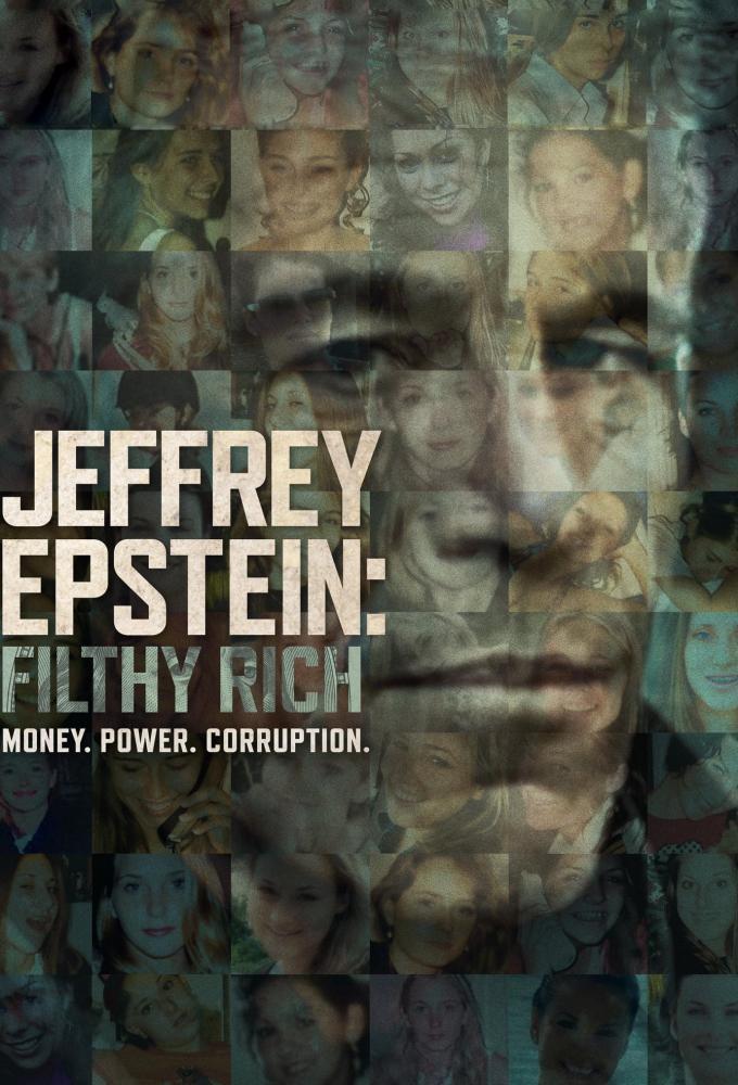 Jeffrey Epstein Stinkreich Poster