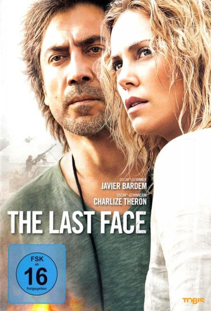 The Last Face Poster