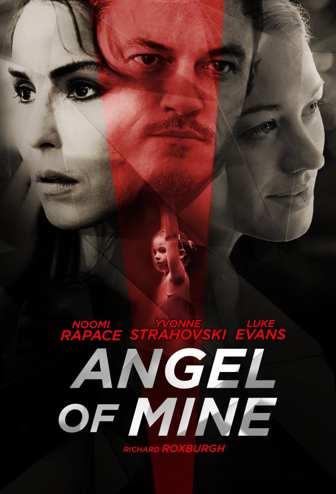 Angel of Mine Poster