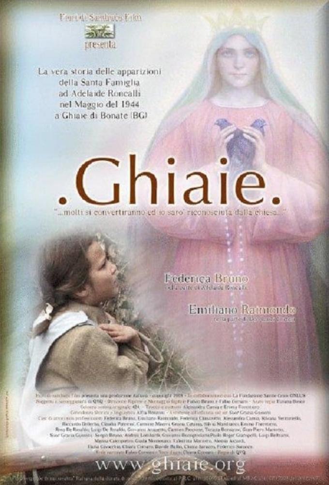 Ghiaie Poster