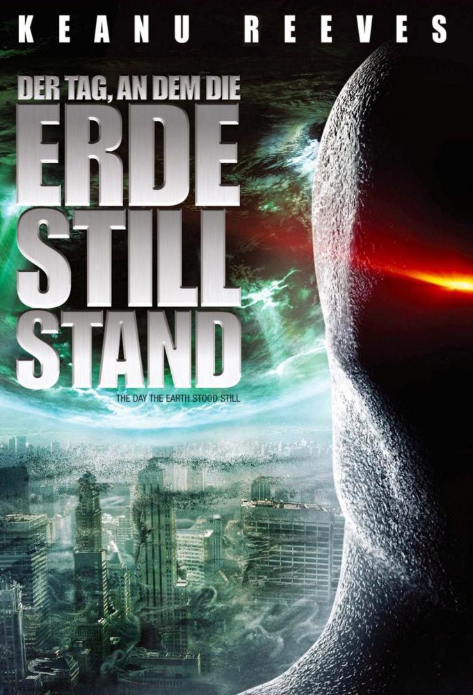 Der Tag, an dem die Erde stillstand Poster