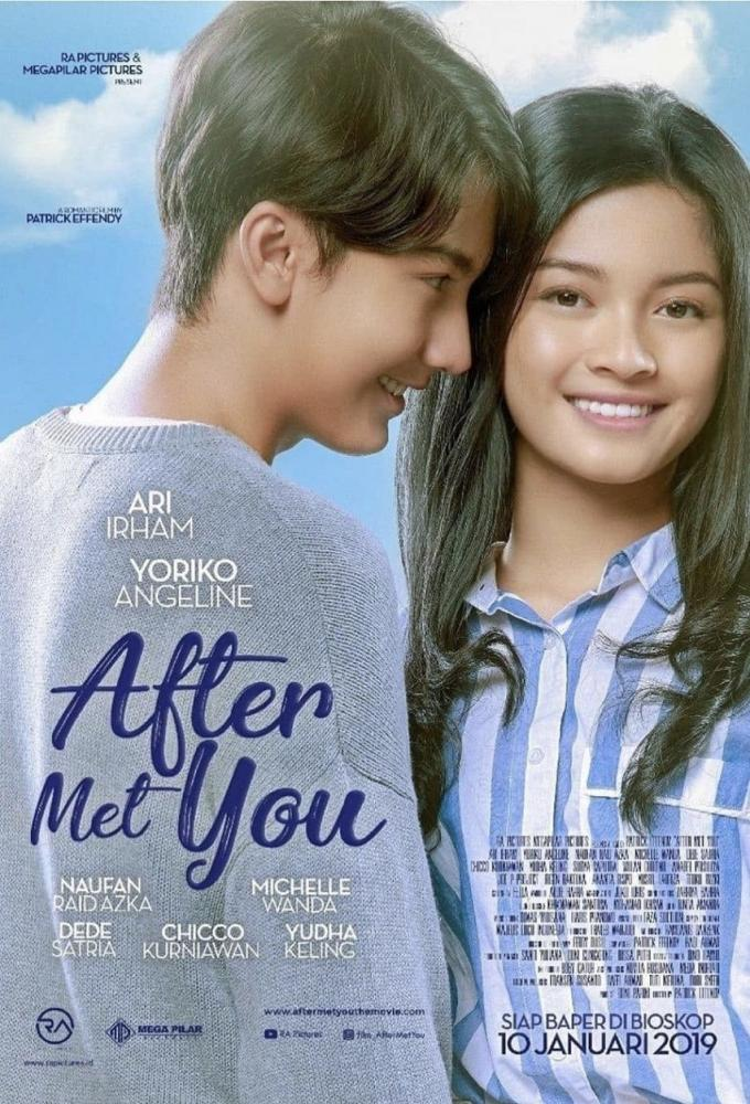 After Met You Poster