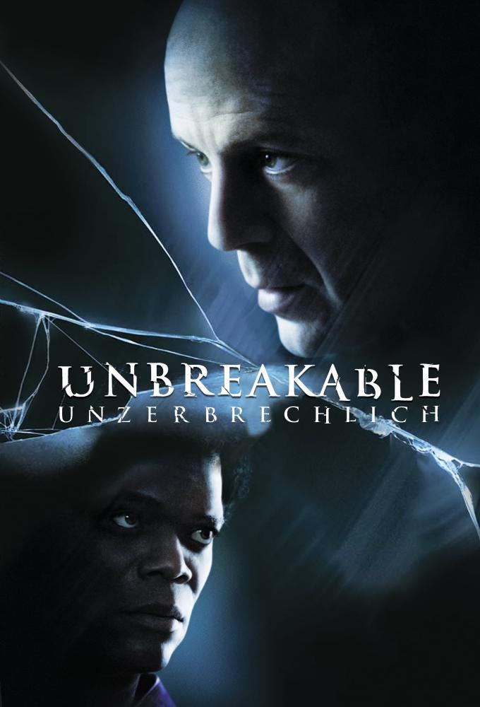 Unbreakable - Unzerbrechlich Poster