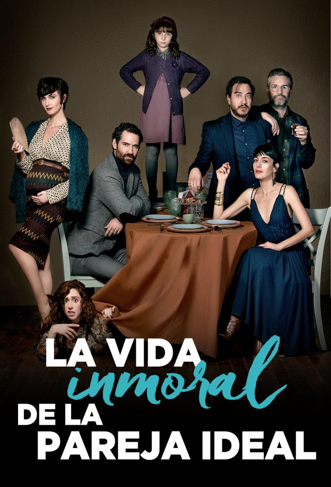 The Immoral Life of the Ideal Couple Poster