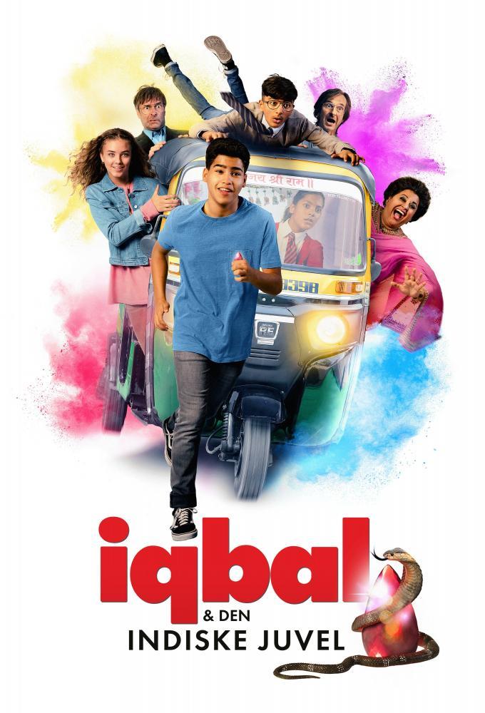 Iqbal & the Jewel of India Poster