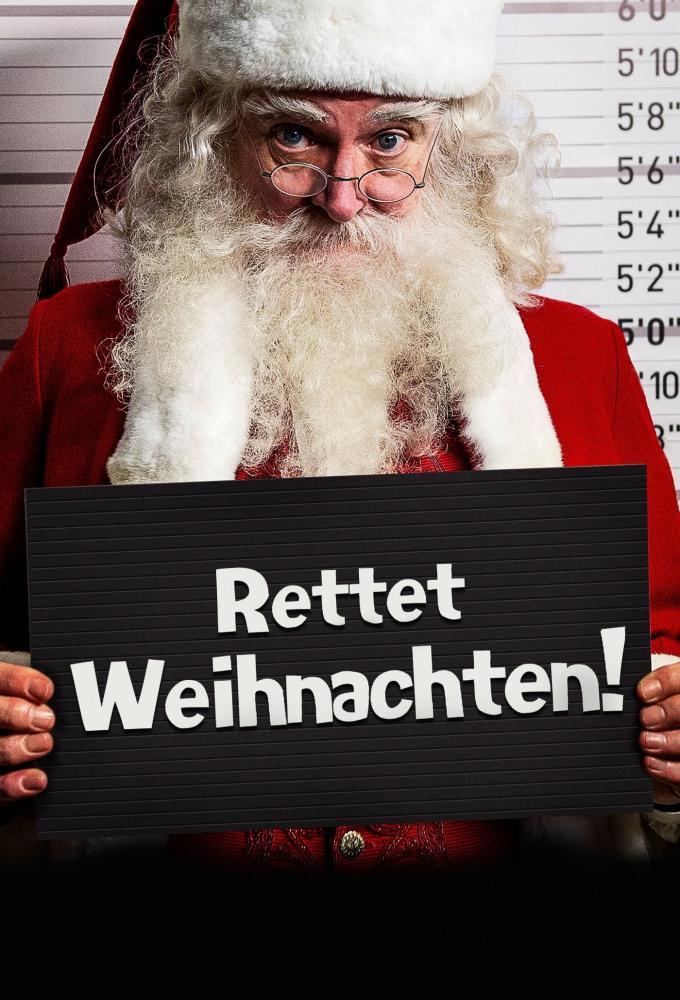 Rettet Weihnachten! Poster