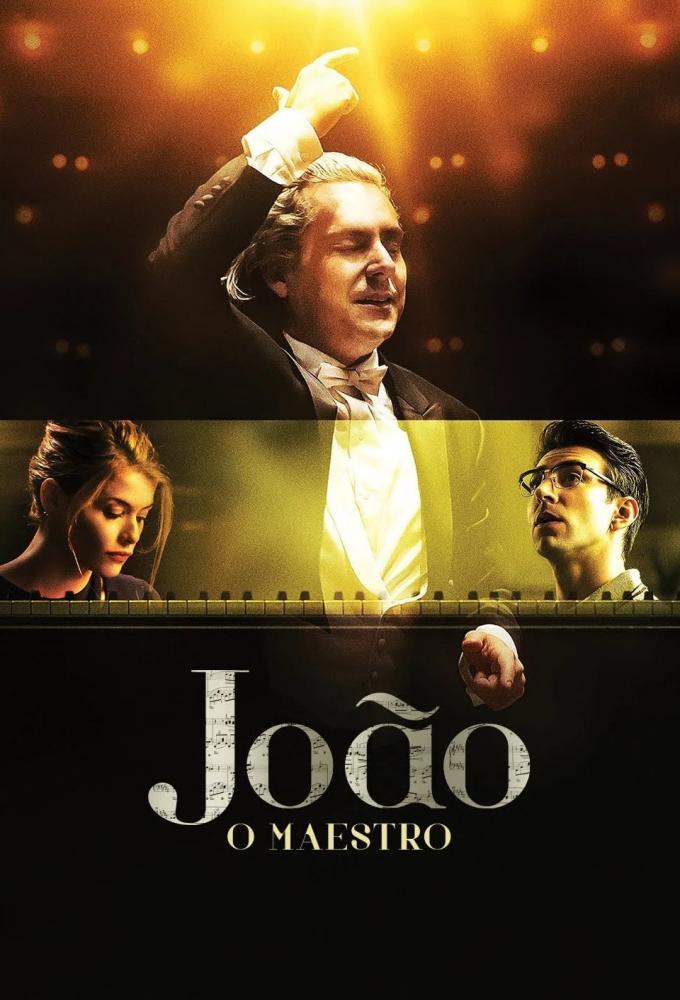 João, O Maestro Poster