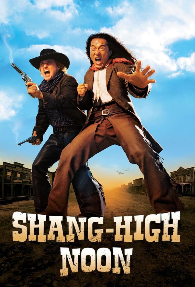Shang-High Noon Poster