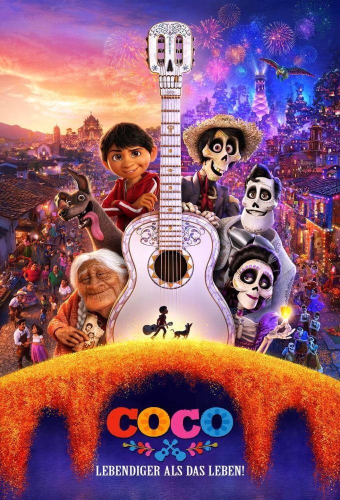 Coco - Lebendiger als das Leben Poster