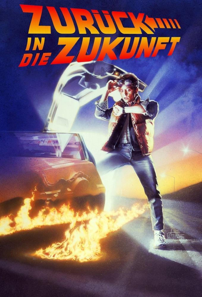Zurück in die Zukunft Poster