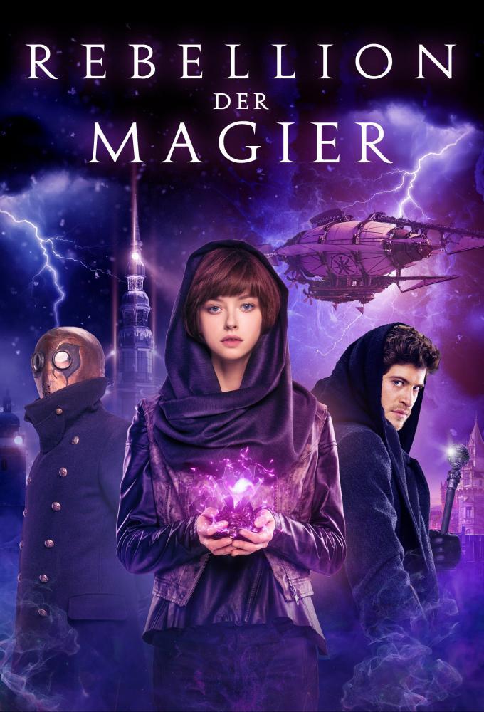 Rebellion der Magier Poster