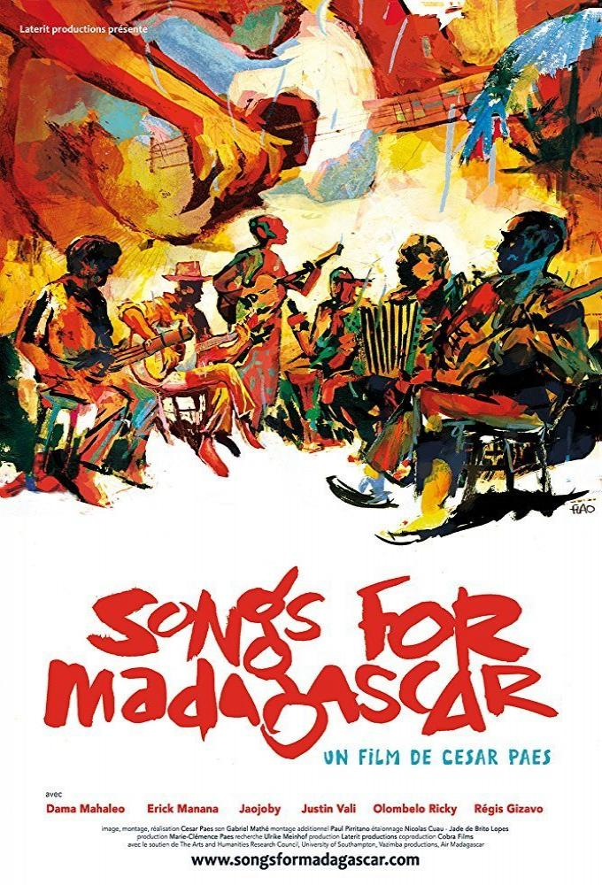 Songs for Madagascar Poster