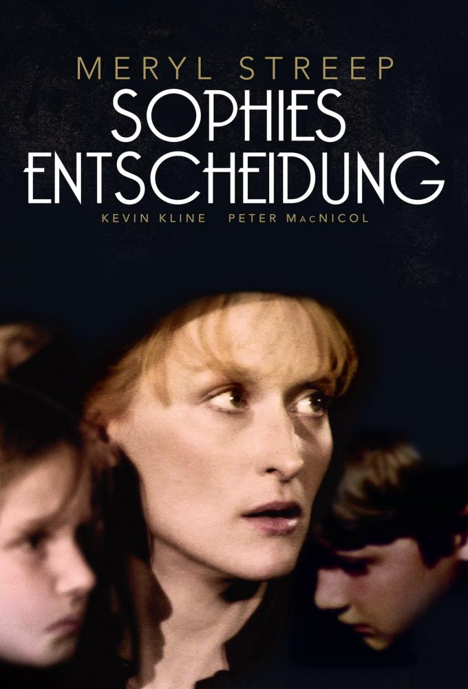 Sophies Entscheidung Poster